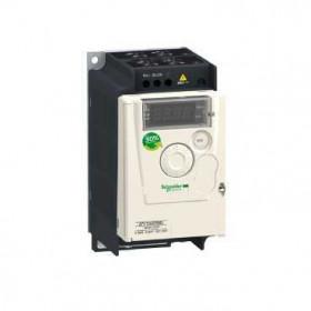 ATV12P037M3 Преобразователь частоты 3 фазы, 240V, мощность 0,37кВт(ALTIVAR 12)