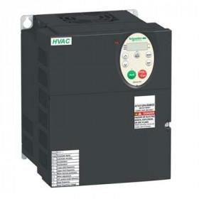 ATV212HD30M3X Преобразователь частоты 3 фазы, 240V, мощность 30,0кВт IP21 (ALTIVAR 212)