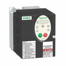 ATV212HU22N4 Преобразователь частоты 3 фазы, 480V, мощность 2,2кВт IP21(ALTIVAR 212) с фильтром ЭМС