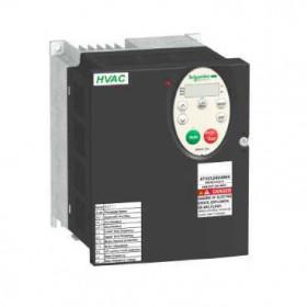 ATV212HU40M3X Преобразователь частоты 3 фазы, 240V, мощность 4,0кВт IP21 (ALTIVAR 212)