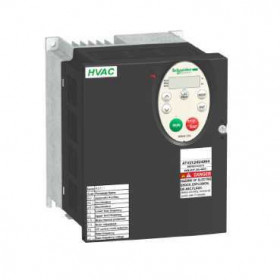 ATV212HU75N4 Преобразователь частоты 3 фазы, 480V, мощность 7,5кВт IP21(ALTIVAR 212) с фильтром ЭМС