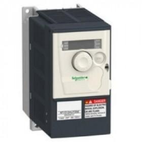 ATV312H018M2 Преобразователь частоты 1 фаза, 240V, мощность 0,18кВт(ALTIVAR 312) с фильтром ЭМС