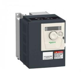 ATV312HU11M2B Преобразователь частоты 1 фаза, 240V, мощность 1,1кВт(ALTIVAR 312) с фильтром ЭМС, БК