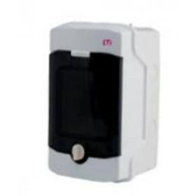 1101060 Щит навесной пластиковый 4 модуля IP65 (ECH-4G)