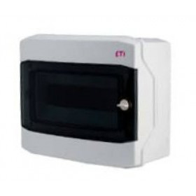 1101062 Щит навесной пластиковый 12 модулей IP65 (ECH-12PT)