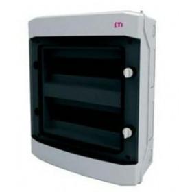 1101063 Щит навесной пластиковый 24 модулей IP65 (ECH-24PT)
