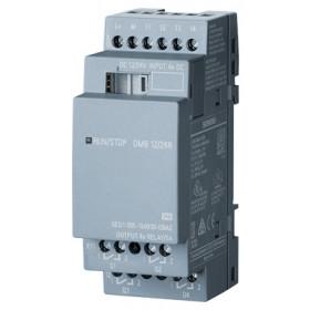 6ED1055-1MB00-0BA2 Модуль расширения LOGO!8 DM8 12/24R реле 12/24V DC