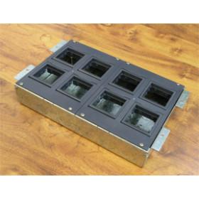 70180 Коробка BOX/8 с суппортами для люка LUK/8 для заливки в бетон, Сталь