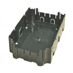 70160 Коробка BOX/6 для люка LUK/8P и LUK/6 пластиковая для заливки в бетон