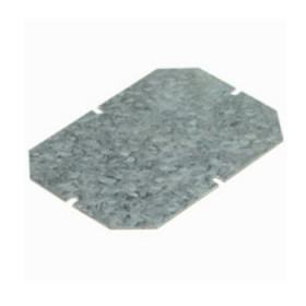 35811 Пластина монтажная стальная 155х110мм
