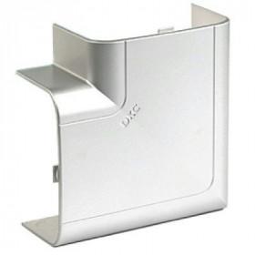 01003G Угол плоский 110х50 мм, изменяемый In-Liner Aero Алюминий ДКС(DKC), Серый металлик