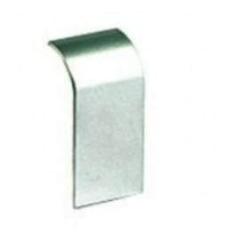 01009G Накладка на стык профиля 110х50 мм In-Liner Aero Алюминий ДКС(DKC), Серый металлик