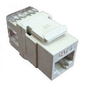 856300 Механизм розетки компьютерной RJ-45, Cat 6, UTP модуль (8 контактов) LK45