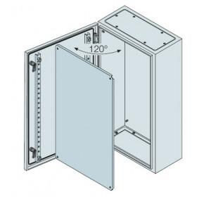 SRN7525K ABB Шкаф металлический SR2 IP65 с монтажной платой 700х500х250мм ВхШхГ