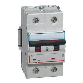 """410007 Автоматический выключатель 2 полюса 10А, хар.""""C"""" 36кА(DX3)"""