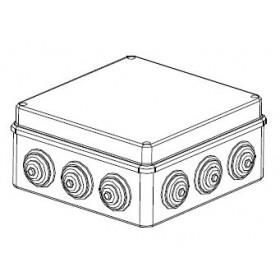 44018 Коробка распределительная IP55 открытого монтажа(JBS200), 200х200х80мм