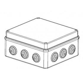 44030 Коробка распределительная IP55 открытого монтажа(JBS300), 300х250х120мм