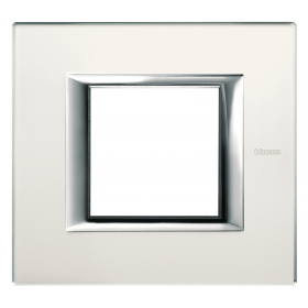 Рамка 1-ая Bticino Axolute Матовое стекло HA4802VSA IP20