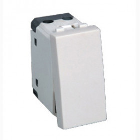 850204 Переключатель с двух мест 45х22,5 мм (схема 6) 16 A, 250 B (белый) LK45