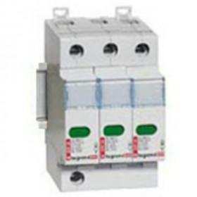 03922 Legrand Устройстро защиты от импульсных перенапряжений(УЗИП) Тип 2, 3Р Imax 70кА 400В