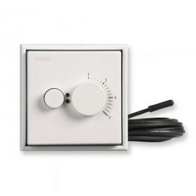 ECOINTRO16FRWW Терморегулятор с датчиками воздуха и тёплого пола, 3600 Вт,16 А, Intro, Белый