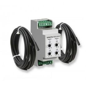 ECO910 Терморегулятор для систем антиобледенения, 16 А, крепление на Din-рейку