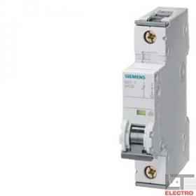 5SY41017 Автоматический выключатель, 1Р, 1А, хар. С, 10кА