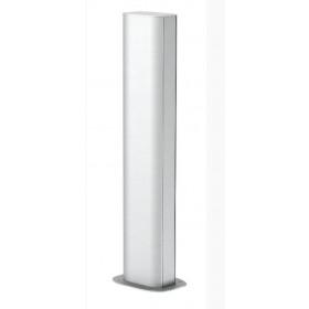 6289980 Мини-колонна 2-стороняя ISSDHSM45RW высота 670мм, БЕЛАЯ