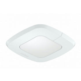 032951 Датчик присутствия ИК IR Quattro SLIM XS COM 1 потолочный 1000Вт, IP 20, Белый
