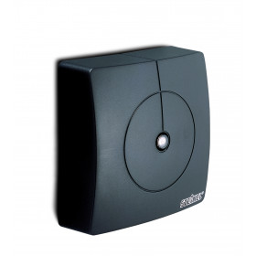 033729 Датчик освещенности(сумеречный выключатель) NightMagic 5000-3 SQUARE DALI AP, IP54, Чёрный
