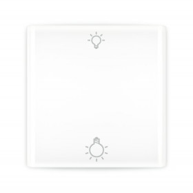 006501 Ночник светодиодный с сумеречным датчиком TernMeLight настенный, БЕЛЫЙ