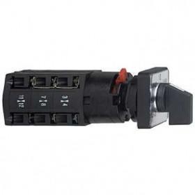K10F003MCH Кулачковый переключатель амперметра(К10) 10А 3+0 позиций