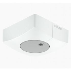 011727 Датчик освещенности LIGHTSENSOR DUAL SQUARE KNX AP потолочный накладной IP 54, Белый