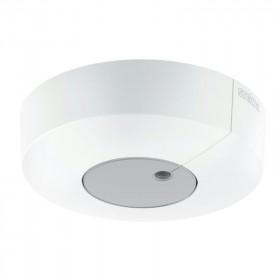 033644 Датчик освещенности LIGHTSENSOR DUAL ROUND KNX AP потолочный накладной IP 54, Белый
