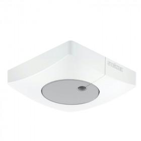 033637 Датчик освещенности LIGHTSENSOR DUAL SQUARE KNX UP потолочный встраиваемый IP 20, Белый