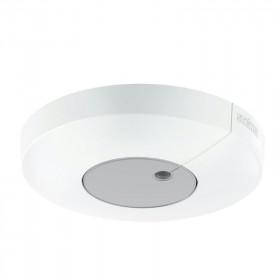033651 Датчик освещенности LIGHTSENSOR DUAL ROUND KNX UP потолочный встраиваемый IP 20, Белый