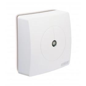 011697 Датчик освещенности(сумеречный выключатель) NightMagic 5000-3 SQUARE COM1 AP, IP54, Белый