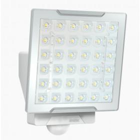 009922 XLed Pro Square  XL Прожектор светодиодный 48Вт с датчиком движения IP 54, Белый