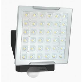 009946 XLed Pro Square  XL Прожектор светодиодный 48Вт с датчиком движения IP 54, Чёрный