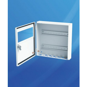 MEV 30.30.08 PG Шкаф компактный распределительный с обзорной дверью
