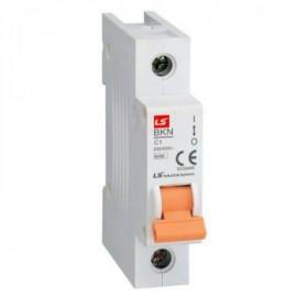 """061106358B Автоматический выключатель 1-полюс, 32А, хар.""""С"""" 6кА (LS серия BKN 1Р С32А)"""