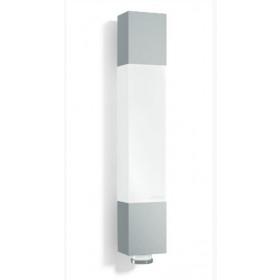020408 L 631 LED Светильник светодиодный сенсорный настенный LED 8,2Вт, IP 44, Серебристый