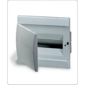 1SL0501A06 Бокс встраеваемый 12 модулей(Unibox) с белой дверью IP41 с клеммным блоком