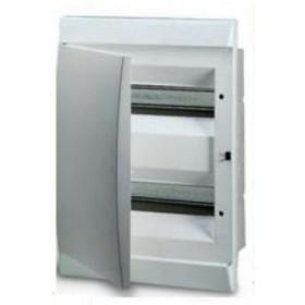 1SL0502A00 Бокс встраеваемый 2*12 модулей(Unibox) с белой дверью IP41 без клемм