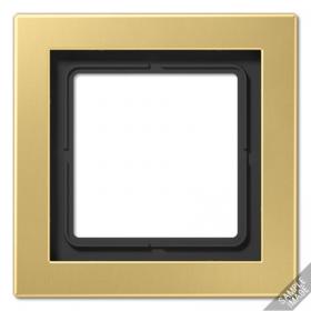 MED2983C Рамка 3-я, (LS Design),Латунь Classic