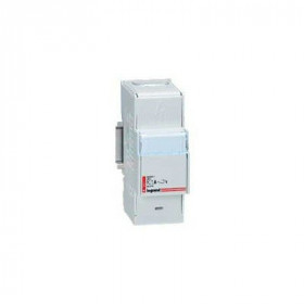4883 Блок распределительный(кросс-модуль) на DIN-рейку 1 полюс 160A, 13 контактов