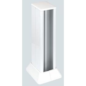 ALC324-9 Мини-колонна CIMA двухстороняя на 16 механизмов 45*45мм, Белый