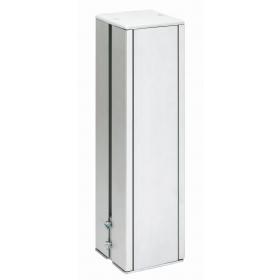 ALK225-8 Мини-колонна K45 двухстороняя на 10 механизмов 45*45мм, h-285мм, Алюминий