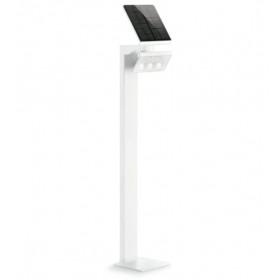 671204 XSolar GL-S Светильник светодиодный LED 3х0,5Вт с датчиком движения угол 140гр, БЕЛЫЙ
