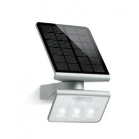 671013 XSolar L-S Светильник светодиодный LED 3х0,5Вт с датчиком движения угол 140гр, АЛЮМИНИЙ